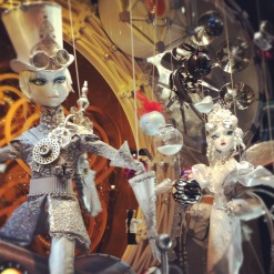 Macy's Christmas Display 2011 - Annie Michaud