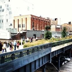The High Line - Summer 2011 - © Annie Michaud